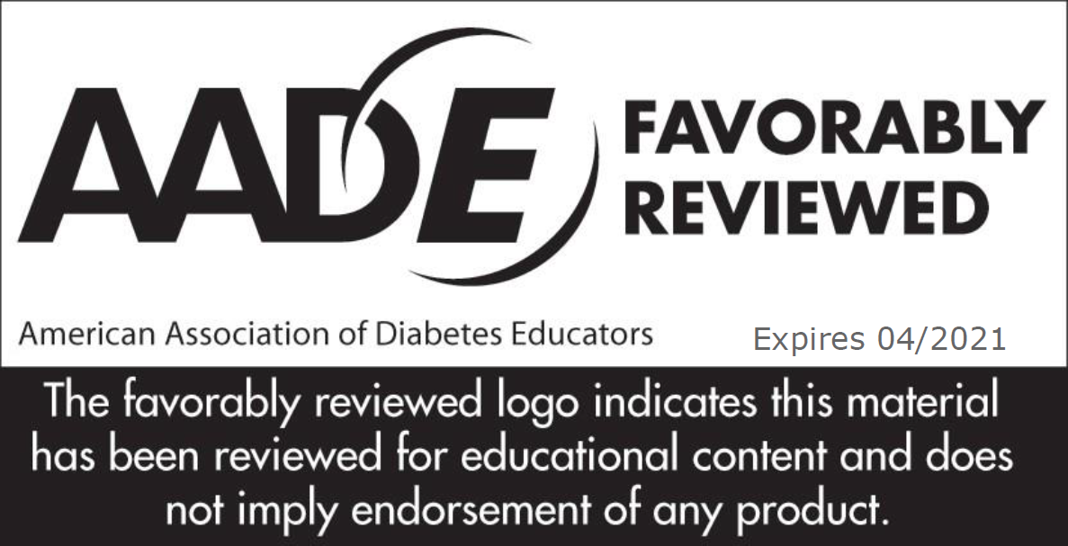 AADE Favorably Reviewed