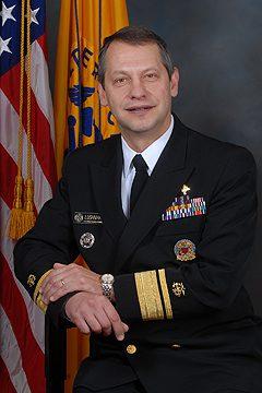 Rear Admiral (RADM) Boris D. Lushniak, M.D., M.P.H.