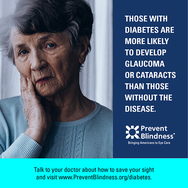 Visit https://www.preventblindness.org/diabetes