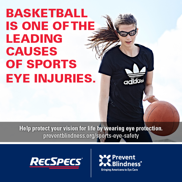 Protect Your Eyes While Playing Sports