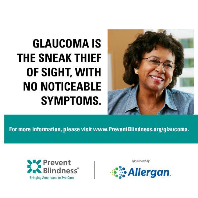 Glaucoma - Sneak Thief of Sight