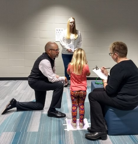 Children's Vision Screening