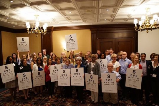 Eyes on Capitol Hill Advocates