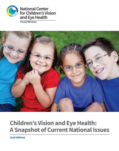 Children's Vision and Eye Health Report