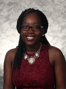 Araba Otoo, MPH, 3rd-year Optometry Student, The Ohio State University College of Optometry