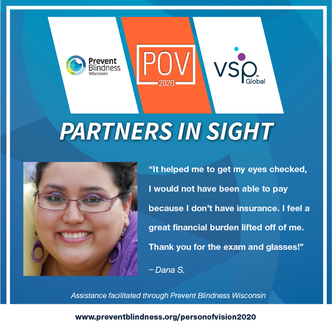Partners in Sight - Prevent Blindness and VSP Global