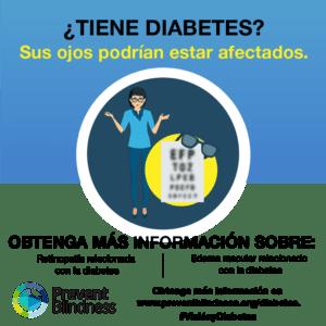 Tiene Diabetes?
