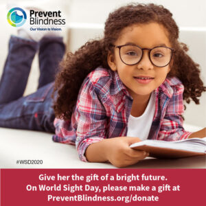 October 8 is World Sight Day