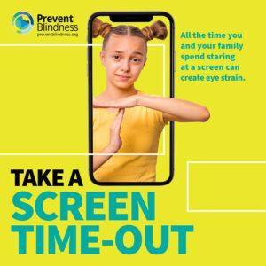 Take a Screen Time-Out