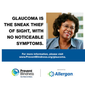 Glaucoma is the Sneak Thief of Sight