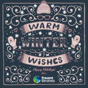 Happy Holidays from Prevent Blindness