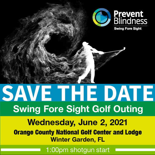 2021 Swing Fore Sight Orlando - Save the Date!