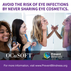Avoid the Risk of Eye Infections by Never Sharing Eye Cosmetics