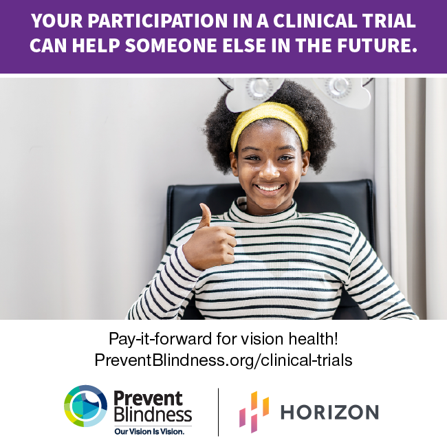 Your Participation in a clinical trial can help someone else in the future.