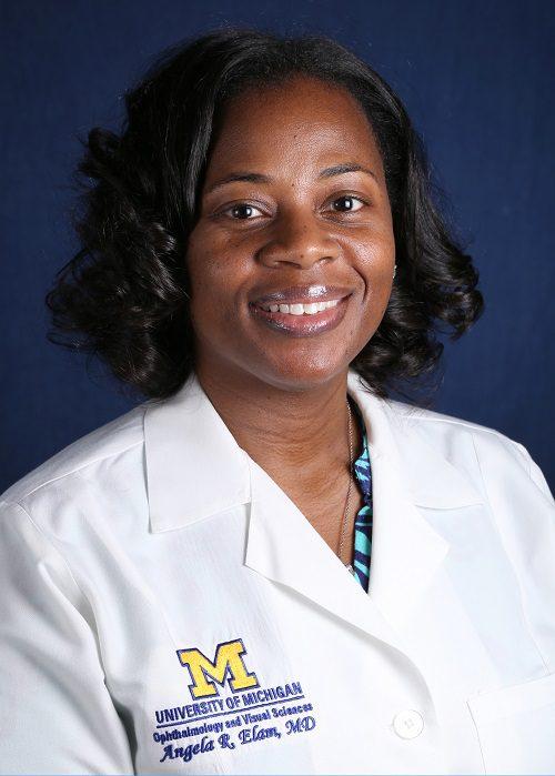 Angela Elam, MD, University of Michigan