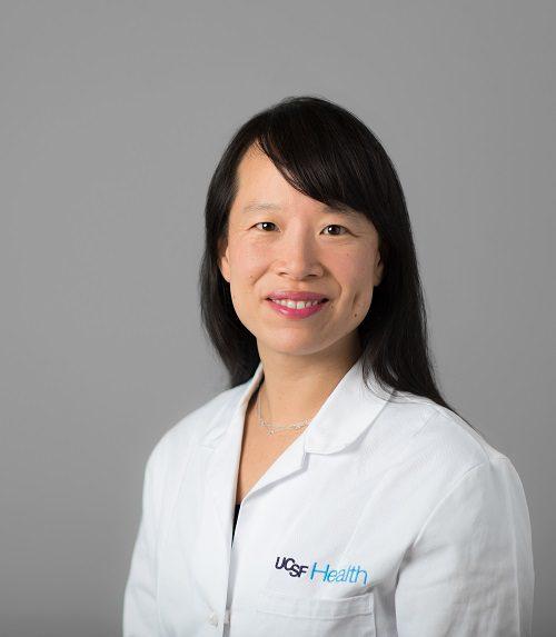 Yvonne Ou, MD, University of California San Francisco
