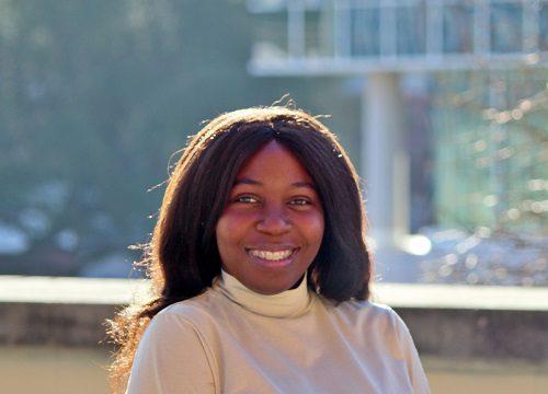 Shervonne Poleon, University of Alabama at Birmingham Vision Science Graduate Program Student