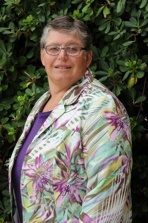 L. Penny Rosenblum, PhD, American Foundation for the Blind