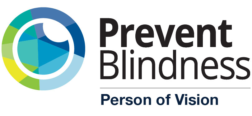 Prevent Blindness Person of Vision